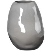 Broste Copenhagen Organic Vase - Grey