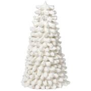 Broste Copenhagen Tree Decoration - Medium - White