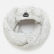 Superdry Women's Gracie Cable Snood - Winter White Tweed