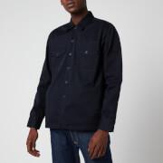 BOSS Men's Lovel 4 Shirt - Dark Blue
