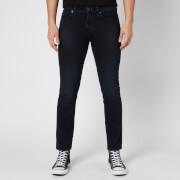 BOSS Men's Delaware BC LP Slim Fit Jeans - Dark Blue