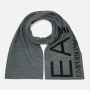 Emporio Armani EA7 Men's Visibility Scarf - Grey