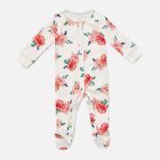 Joules Babies' Razamataz Babygrow - White Floral
