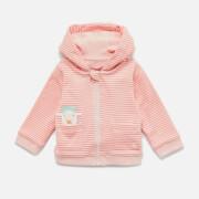 Joules Babies' Tenley Zip Sweatshirt - Pink Sheep