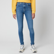 Levi's Women's 721 High Rise Skinny Jeans - Rio Hustle