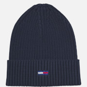 Tommy Hilfiger Men's Pima Cotton Beanie - Desert Sky