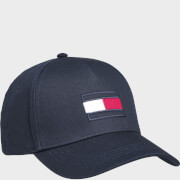 Tommy Hilfiger Men's Big Flag Cap - Desert Sky