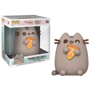 Pusheen with Pizza 10-Inch Funko Pop! Vinyl