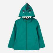 Joules Kids' Riverside Coat - Green