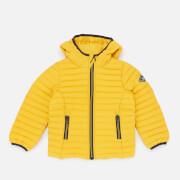 Joules Kids' Cairn Packaway Jacket - Gold