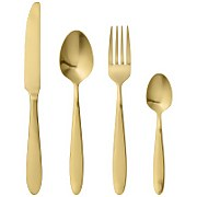 Bloomingville Cutlery Set of 4 - Gold
