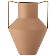 Bloomingville Metal Vase - Brown