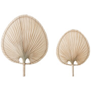 Bloomingville Palm Leaf Decoration - Set of 2