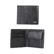 BOSS Men's Metropole Wallet with Coin Purse - Black