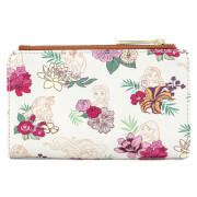 Loungefly Disney Princess Floral Aop Wallet