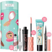 benefit Party Curl Brow, Eyeliner, Mascara and Primer Gift Set (Worth £86.00)