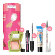benefit Talk Beauty to Me Blush, Brow, Mascara and Primer Gift Set (Worth £101.00)