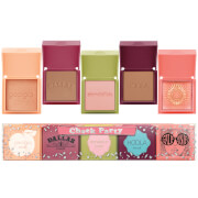 benefit Cheek Party Mini Blush and Bronzer Gift Set (Worth £72.50)
