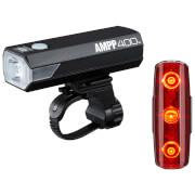 Cateye AMPP 40/Rapid Micro Light Set