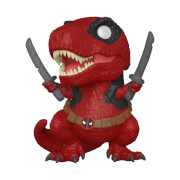 Marvel- Deadpool 30th - Dinopool Figura Funko Pop! Vinyl