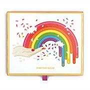 Jonathan Adler: Rainbow Hand 750 Piece Jigsaw Puzzle