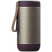 Kreafunk aCOUSTIC Bluetooth Speaker - Urban Plum