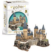 Harry Potter - Hogwarts Castle 3D Jigsaw Puzzle (197 Pieces)