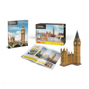 National Geographic - Big Ben 3D Jigsaw Puzzle
