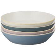 Denby Impression Mixed Pasta Bowl (Set of 4)