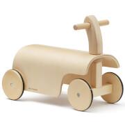 Kids Concept Ride Along Kart - Natural