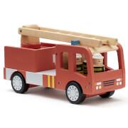 Kids Concept Fire Truck - Red