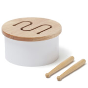 Kids Concept Drum Mini - White