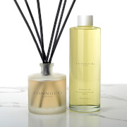 Connock London Kukui Oil Fragrance Diffuser Refill and Reeds 200ml