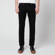 Tommy Jeans Men's Scanton Slim Jeans - New Black Stretch