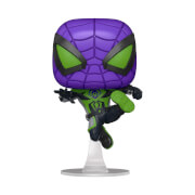 Marvel Spiderman Miles Morales Purple Suit Pop! Vinyl