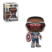 Marvel The Falcon and the Winter Soldier Captain America Figura Funko Pop! Vinyl