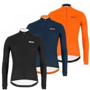 Santini Colore Long Sleeve Jersey