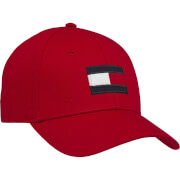 Tommy Jeans Men's Big Flag Cap - Primary Red