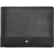 Tommy Jeans Men's Business Extra Card & Money Wallet - Black