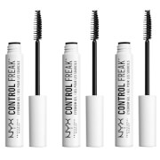 NYX Professional Makeup, Control Freak Clear Eyebrow Gel X 3
