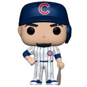 POP MLB: Cubs- Javier Báez (Uniforme Casa)