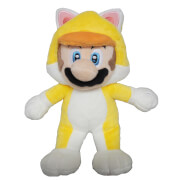 Cat Mario Soft Toy