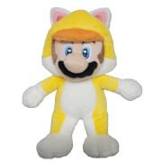 Cat Mario Soft Toy