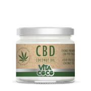 Coconut Oil Infused with CBD, 250ml
