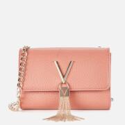 Valentino by Mario Valentino Women's Divina Small Shoulder Bag - Rosa Antico