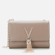 Valentino by Mario Valentino Women's Divina Small Shoulder Bag - Taupe
