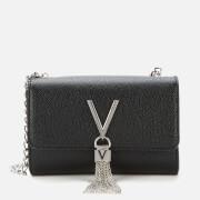 Valentino Bags Women's Divina Small Shoulder Bag - Black