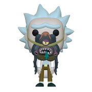 POP Animation: Rick & Morty- Rick Con  Glorzo