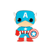 Marvel Captain America Funko Pop! Pin