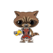 Marvel Guardians of the Galaxy Rocket Funko Pop! Pin